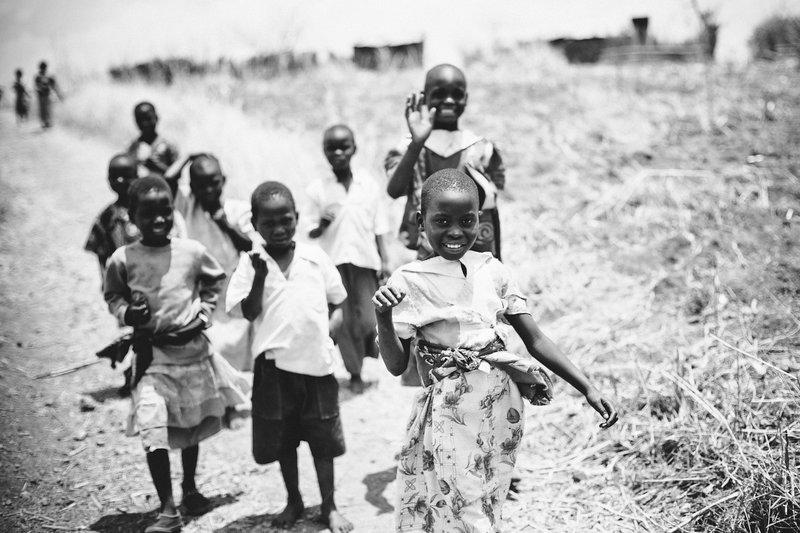 Malawian Smile