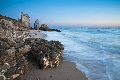 Murallas Beach