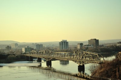 Sunset Ottawa