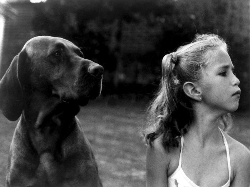 Girl and the Hound
