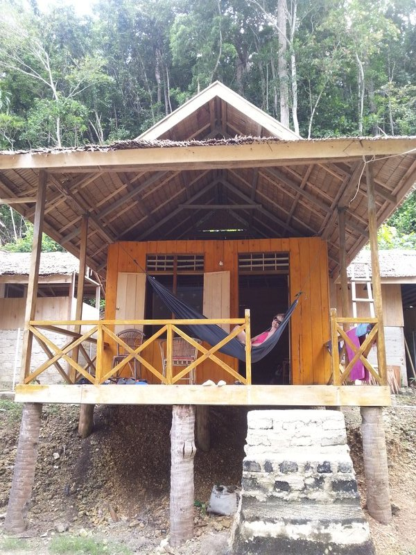 Hut Number 2
