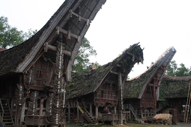 Tong Konan - traditional houses