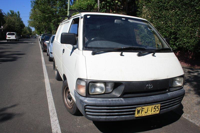 Vinnie the Van pre revamp