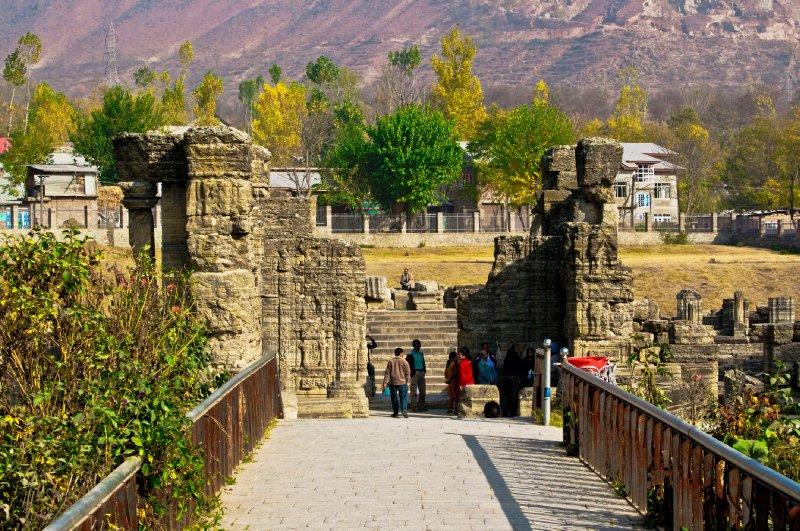 Awantipur Temple Ruins