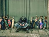 Umbrella Repair Man