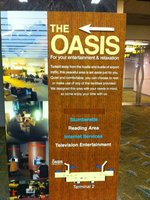Oasis at Singapore Airport