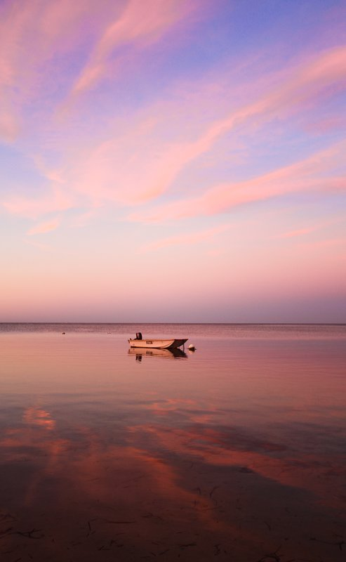 Pink sunset, Dunsborough - Australia