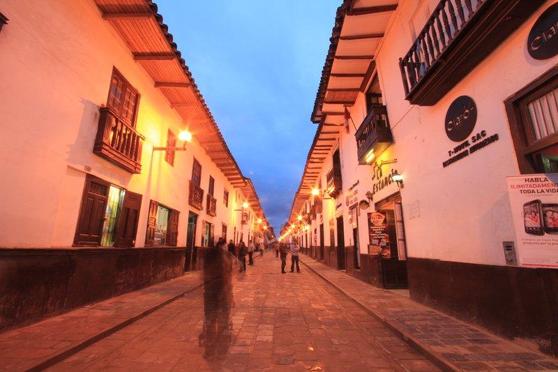 Chachapoyas Main Square