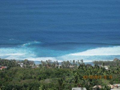 Hackleton's Cliff Barbados