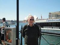 Rob (1st day Sydney Australia ) September 2011