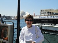 Liz- Sydney Harbour