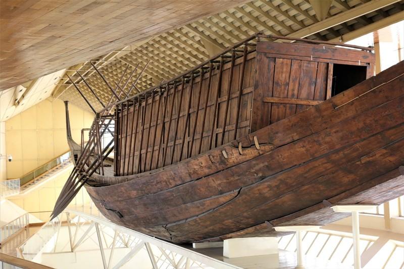 Pyramid Boat