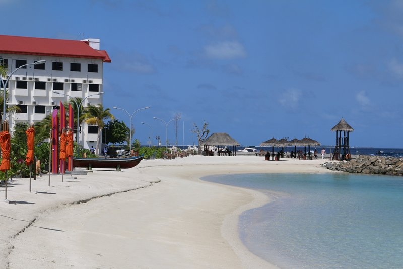 Rasfannu Beach, Male