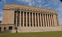 Finland Parliament,Helsinki