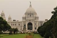 Victoria Memorial Hall and Statue, Kolkata