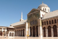 The Omayad Mosque, Damascus