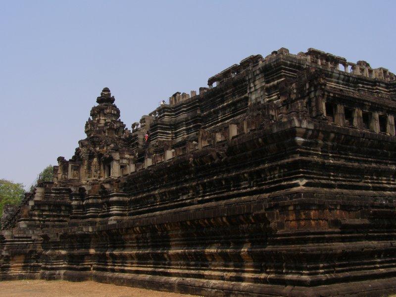 Angkor Thom - Baphuon (3)