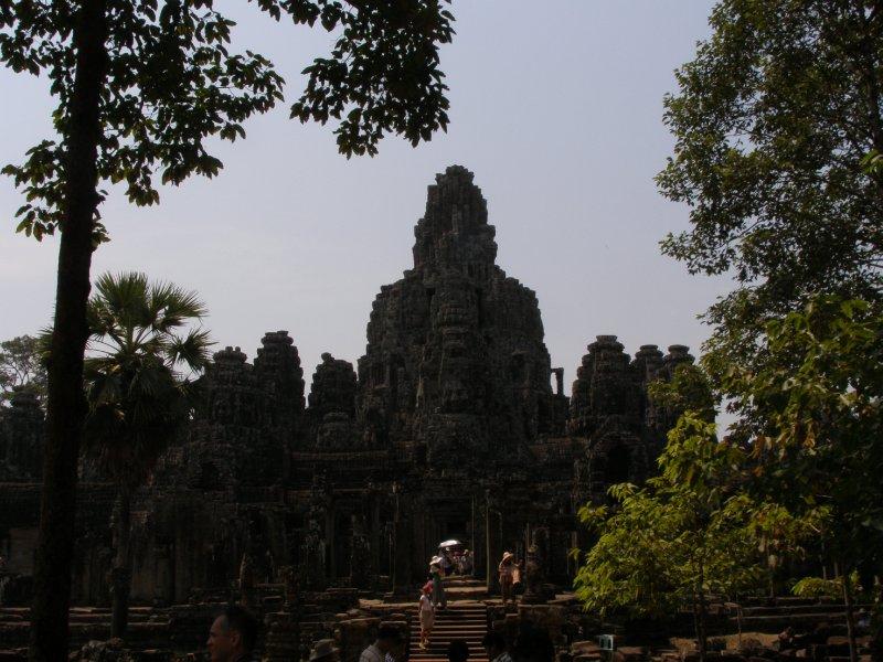 Angkor Thom - Bayon (11)
