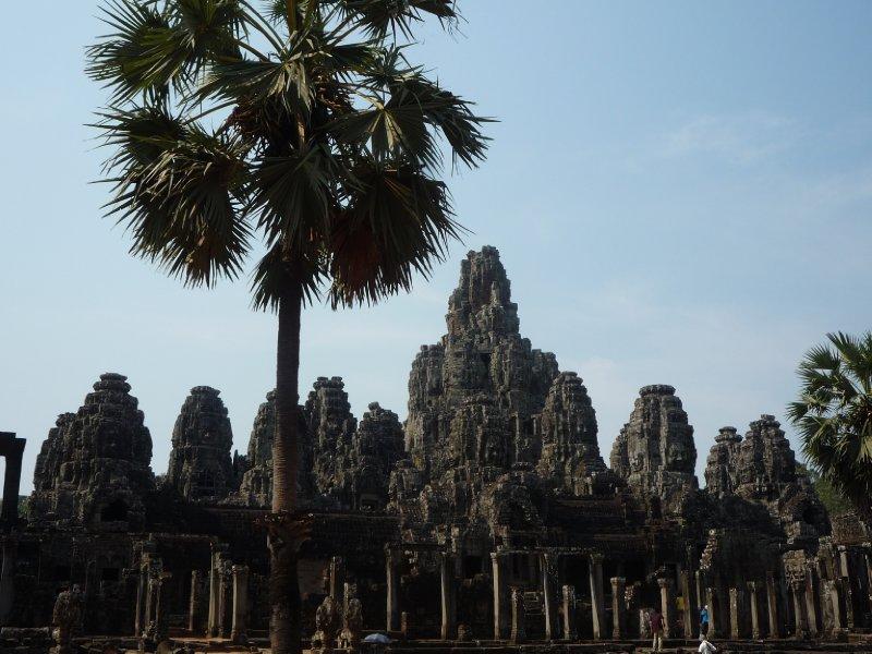 Angkor Thom - Bayon (1)