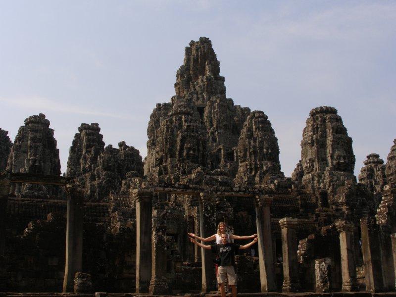 Angkor Thom - Bayon (6)