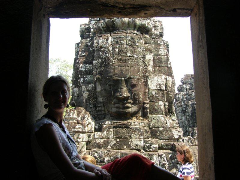 Angkor Thom - Bayon (9)