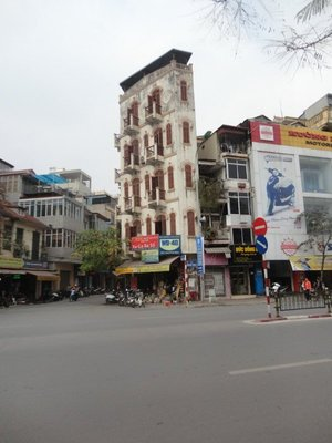 Architecture in Hanoi