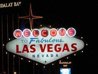 Welcome in Las Vegas
