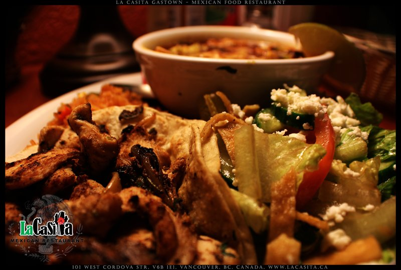 $8 - $10 Lunch Specials Daily in Vancouver BC