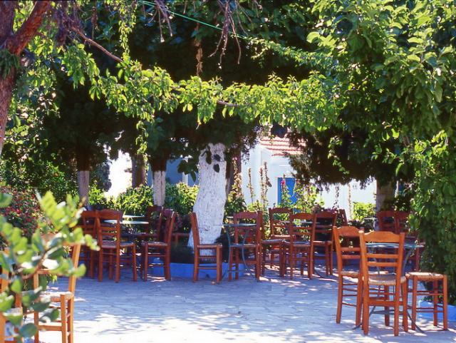 Alonissos old village