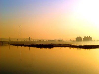 Cool Sunrise over Edfu