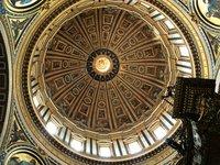 The Dome of Basilica de San Pietro