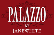 Palazzo Bridal by Jane White