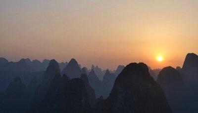 Magic at Xingping