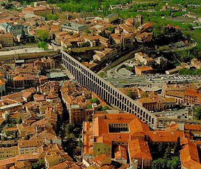 segovia, aquaduct