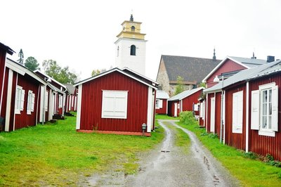 Church Town of Gammelstad