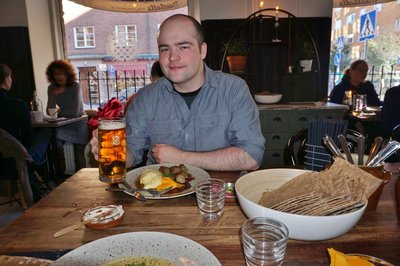 Andrew in Stockholm