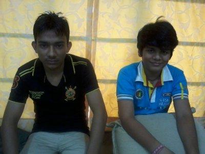 Me and Tapu