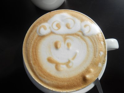 Süßer Kaffee