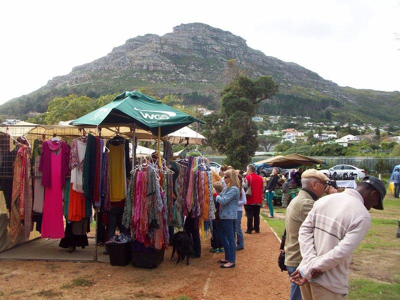 Craft Market in Hout Bay