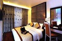 Superior room in Hanoi Victory Hotel