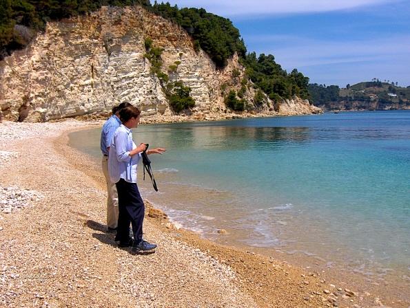 Spartiners beach Alonissos