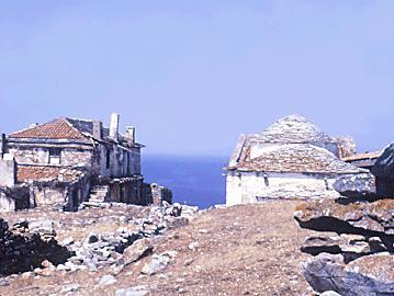 Skantzoura island of Sporades