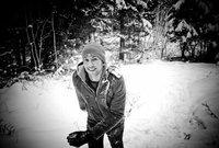 Enjoying the Snow - South Chilcotin Mountains