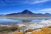 Lago Blanco Salt Flats