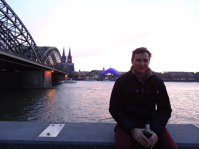 Beers by the Bridge