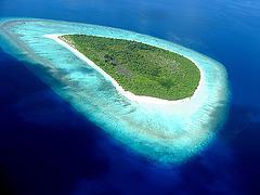 Kite island
