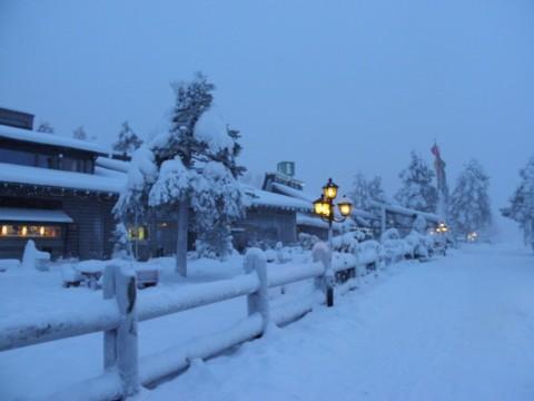 Santas Village, Rovaniemi Finland