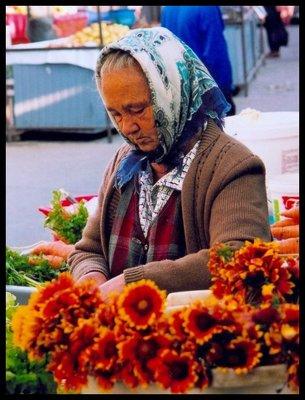 Carrot Vendor