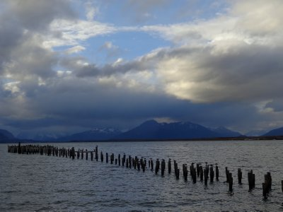 Puerto Natales waterfront