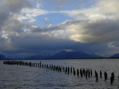 Puerto Natales waterfront